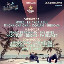 El Low Festival confirma su cartel por escenarios