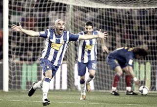La úlitma vez que el Espanyol ganó en el Camp Nou