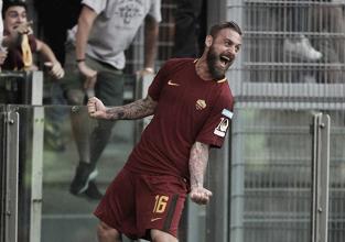 """Roma, De Rossi sull'addio di Totti: """"Mai vista una cosa del genere per un giocatore"""""""