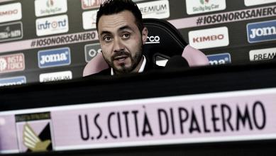"""Palermo, De Zerbi guarda avanti: """"Dobbiamo migliorare, siamo ancora lontani dal mio calcio"""""""