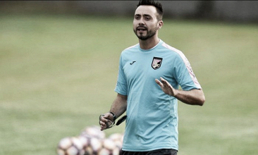"""Palermo, De Zerbi: """"Siamo in crescita, apprezzo il sostegno della squadra"""""""