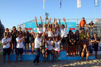 Volley F - Assieme allo spettacolo la Pomì Casalmaggiore si è aggiudicata il Samsung All Star Game