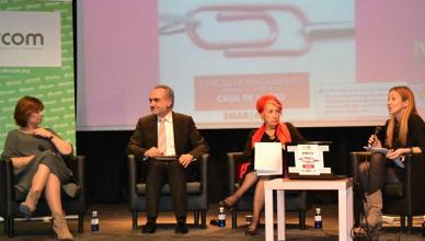 Madrid Woman's Week acoge un debate sobre la imagen de la mujer en televisión