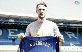 La estrella del rival: Alfonso Pedraza