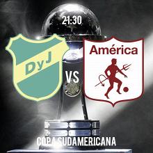 Regreso a la Copa Sudamericana