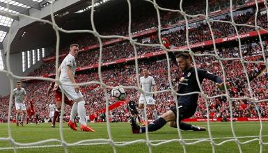 Premier League - Il salvataggio di De Gea - Foto Premier League Twitter