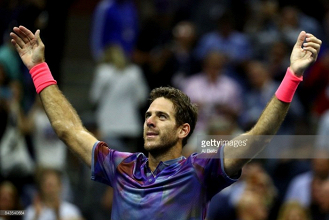 US Open 2017: Del Potro knocks out Federer to set up semi-final against Nadal