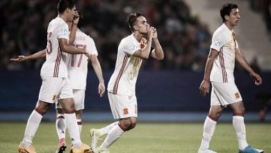 España cumple con nota el trámite