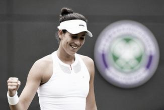Wimbledon 2017 - Dominio Muguruza, surclassa Rybarikova e vola in finale
