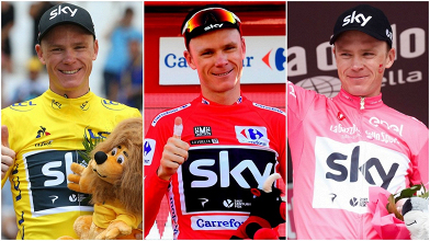 Froome's Legacy | Twitter Bet365_ita