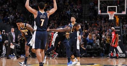 NBA - Denver di rimonta su New Orleans, Chicago sorprende Milwaukee
