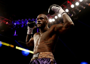 Meet Deontay Wilder, America's Next Heavyweight Hero