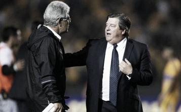 """Miguel Herrera: """"Nos deja tranquilos, no contentos"""""""
