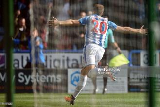 Laurent Depoitre scores on his Premier League debut amidst controversial draw against Leicester