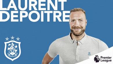 Laurent Depoitre, el primer fichaje de Huddersfield Town