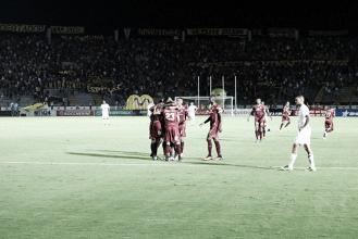 Crónica Deportes Tolima 3-0 Once Caldas. Goleada en el Manuel Murillo Toro