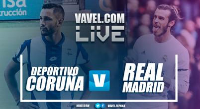Resumen Deportivo de La Coruña vs Real Madrid en LaLiga 2017 (0-3)