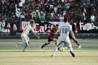 Goleada rojinegra al Reno 1868 FC en partido de preparación