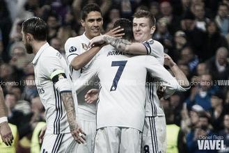 Real Madrid – Atlético de Madrid: Puntuaciones del Real Madrid, ida de semifinales de la UEFA Champions League.
