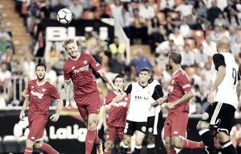 Valencia – Sevilla: Puntuaciones del Sevilla, jornada 9 de La Liga Santander