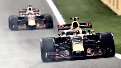 Red Bull presenta su alineación de jóvenes pilotos para 2018