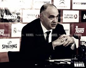"""Pablo Laso:""""Es para estar orgulloso del trabajo del equipo este año en Europa"""""""