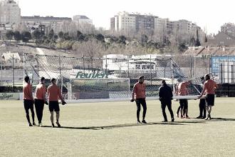 Plan semanal del Real Valladolid para enfrentarse al Lugo