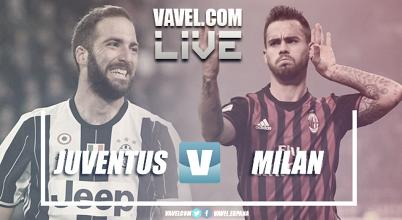 LIVE Juventus - Milan, in diretta la finale di Coppa Italia