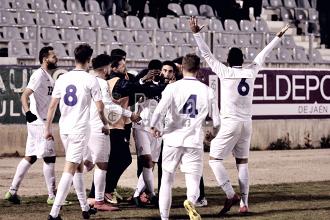 El Real Jaén es play off y jugará Copa del Rey