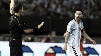 La FIFA le quitó la sanción a Messi