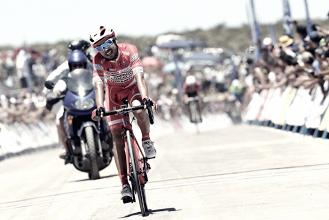 Rodolfo Torres sueña con el Giro 2018