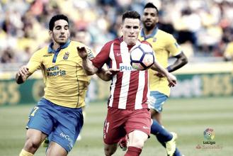 A la UD Las Palmas se le atraganta el Atlético Madrid