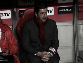 """Rui Vitória: """"Fue una victoria que hicimos ver fácil"""""""