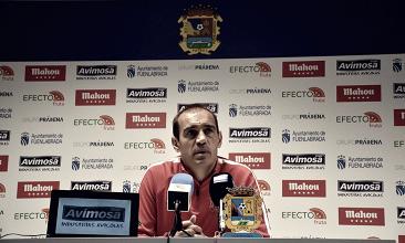 """Eloy Jiménez: """"Nos vamos a dejar la vida en el partido"""""""