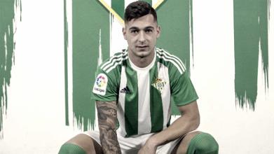 Sergio León ya sueña con el derbi sevillano