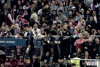 El Real Madrid canta el alirón cinco años después
