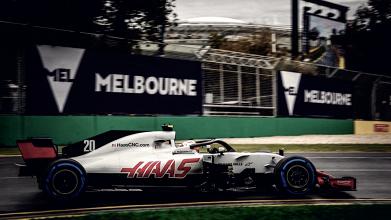 Haas confirma las expectativas