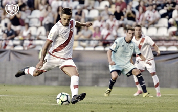 """Trejo elegido """"MVP """" del partido ante el Barcelona B"""