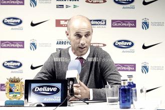 """Calderón: """"Somos conscientes de dónde vamos a ir, pero nos adaptaremos"""""""