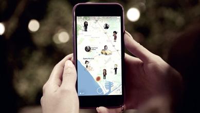 Snap Map, el nuevo distintivo de Snapchat