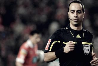 Jorge Sousa, el mejor árbitro de la temporada