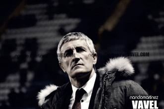 Quique Setién, nuevo entrenador del Real Betis