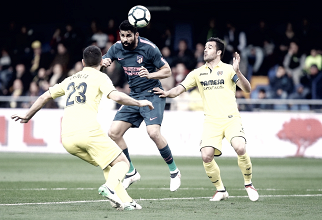 Diego Costa, casi un mes sin marcar en liga