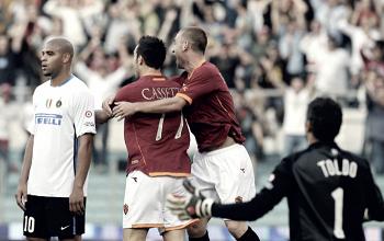 Inter y Roma, de Batigol a Totti pasando por las finales de Coppa
