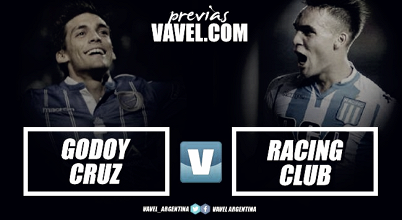 Previa Godoy Cruz vs Racing Club: Para seguir con el invicto de local