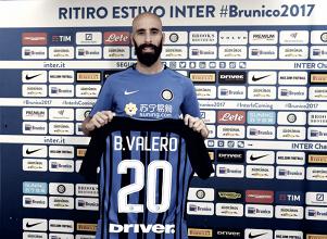 Borja Valero aclara su traspaso al Inter