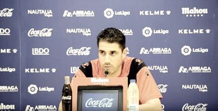 Julio Velázquez: ''Tenemos que creérnoslo y volver a ser el equipo de inicio de temporada''