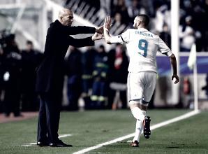 """Zinedine Zidane: """"Hicimos un buen partido, serio y marcamos rápido"""""""