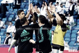 El Real Madrid comienza la preparación para el Betis