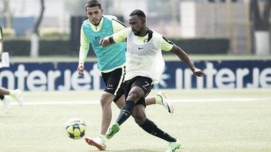 """William Da Silva: """"Voy a seguir trabajando para regresar a mi puesto"""""""